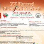 Karcag Birkafőző fesztivál