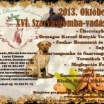 XVI. Szarvasgomba vadászat Szilvásvárad 2013 október 5