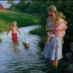 anyak-napja-Robert-Duncan-festmenye