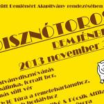 Demjén disznótoros fesztivál 2013 november 30
