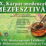 XV. Kárpát-medencei Mézfesztivál 2018