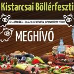 IX. Kistarcsai Böllérfesztivál 2020