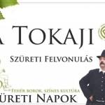 Tokaji Szüreti Napok 2013 október 4-6