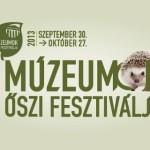 XIV. Múzeumok Őszi Fesztiválja 2019