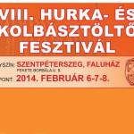 VIII. Hurka és Kolbásztöltő Fesztivál 2014