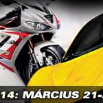Autó, Motor és Tuning Show 2014