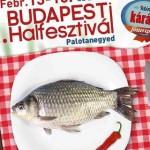 II. Budapesti Halfesztivál 2014 február 13-16
