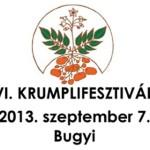 VI. Krumplifesztivál Bugyi 2013
