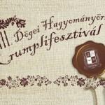 VIII. Dögei Hagyományőrző Krumplifesztivál 2018