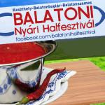 I. Balatoni Nyári Halfesztivál 2013 Keszthely 2013 július 20-23