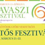 XVIII. Győri Tavaszi Fesztivál 2014