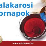 XXI. Zalakarosi Bornapok 2018