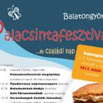 III. Palacsinta fesztivál Balatongyörök 2014