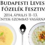 II. Budapesti Leves és Főzelék Fesztivál 2014