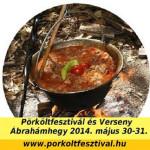 V. Balatoni Pörkölt – és Folklór Fesztivál 2014