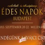 II. Győri Édes Napok 2014