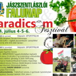 Jászszentlászlói Falunap és Paradicsom Fesztivál 2015