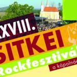 XXIX. Sitkei Rockfesztivál 2015
