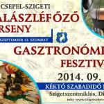 XIII. Csepel-Szigeti Halászléfőző verseny 2015