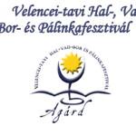 XI. Velencei-tavi Hal-, Vad-, Bor- és Pálinkafesztivál 2018