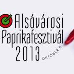 II. Alsóvárosi Paprikafesztivál 2014