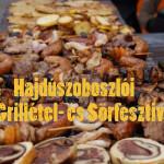 XI. Hajdúszoboszlói Grillétel- és Sörfesztivál 2015