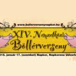 XV. Nemzetközi Böllérverseny 2016