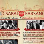 XIII. Csabai Farsang 2015