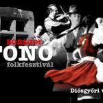 XVIII. Borsodi Fonó Folkfesztivál 2014