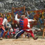 XVI. Középkori forgatag a Diósgyőri várban 2015