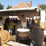 Sajtfesztivál és vásár 2015 Sajtoskál falunap