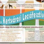 X. Kertvárosi Lecsófesztivál 2019