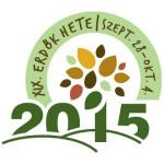 XIX. Erdők Hete 2015