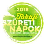 Tokaji Szüreti Napok 2019