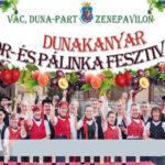 V. Dunakanyar Bor- és Pálinkafesztivál 2019
