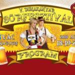 V. Dunakanyar Sörfesztivál 2018