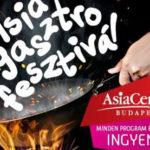 2. Asia GasztroFesztivál 2017