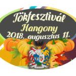 Hangony Falunap és Tökfesztivál 2018