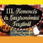 IV. Kemencés Gasztronómiai Fesztivál 2018