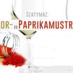 Bor- és Paprikamustra 2018 Szatymaz