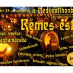 Medveotthon Rémes Este 2018