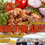 VIII. Berekfürdői tepertő és pörc fesztivál 2019