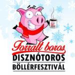 III. Forralt Boros Disznótoros Böllérfesztivál Cserépfaluban 2019