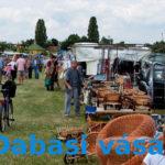 Dabasi vásár Országos Állat és Kirakodóvásár 2020. október 11.