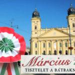 Kokárdás Napok 2019 Debrecen