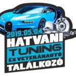 IV. Hatvani Tuning- és veteránautó találkozó 2019