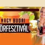 II. Nagy Budai Sörfesztivál 2019