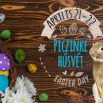 Piczinke Húsvét 2019