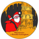 Mikulástúra a Baradla-barlangban 2019