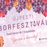 Újpesti Borfesztivál 2019